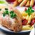 grilled chicken breast stock photo © zoryanchik