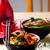 ázsiai · keverés · zöldség · edény · kínai · főzés - stock fotó © zoryanchik