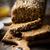 the cake with bran and sunflower seeds stock photo © zoryanchik
