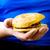 tavuk · Burger · yalıtılmış · susam · gıda - stok fotoğraf © zoryanchik