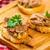 pato · carne · cozinha · francesa · estilo · rústico · foco - foto stock © zoryanchik