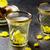 gengibre · chá · de · verde · limão - foto stock © zoryanchik