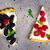 rebanada · tarta · frescos · bayas · estilo · vintage - foto stock © zoryanchik