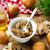 mushroom sauce style rustic stock photo © zoryanchik