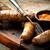 grillezett · bárány · borda · fa · deszka · konyha · étterem - stock fotó © zoryanchik