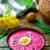 koud · soep · zomer · komkommer · ei · plantaardige - stockfoto © zoryanchik