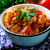 vegan · irlandês · ensopado · legumes · tofu · estilo - foto stock © zoryanchik