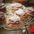 chocolate cakes bouchee of a cream puff stock photo © zoryanchik