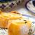 túró · gyümölcs · őszibarackok · villa · pirítós · egészséges - stock fotó © zoryanchik