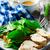 ıspanak · salata · yemek · fotoğraf · plaka - stok fotoğraf © zoryanchik