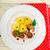 мяса · картофель · вилка · еды · говядины - Сток-фото © zoryanchik