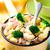 lasanha · espinafre · brócolis · macarrão · comida · italiana · comida - foto stock © zoryanchik