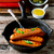 sausages in a pig iron frying pan stock photo © zoryanchik