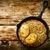 buckwheat with chicken patties stock photo © zoryanchik