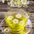 vetro · Cup · tè · fiore · legno · sfondo - foto d'archivio © zoryanchik