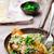 chicken with lemon garlic cream sauce stock photo © zoryanchik