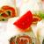 brood · zemelen · traditioneel · snack · selectieve · aandacht · groene - stockfoto © zoryanchik