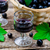 liqueur from blackcurrant in a shot glass stock photo © zoryanchik