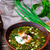botvinia traditional russian cold soup stock photo © zoryanchik