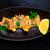 鮭 · ケバブ · 食品 · 魚 · オレンジ · ランチ - ストックフォト © zoryanchik