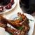cordeiro · abóbora · misto · legumes · restaurante · verde - foto stock © zoryanchik