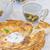 lezzetli · süzme · peynir · kek · üst · görmek · krem - stok fotoğraf © zoryanchik