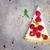slice of a tart with fresh berries stock photo © zoryanchik