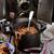 carne · salsa · di · pomodoro · spaghetti · stile · rustico - foto d'archivio © zoryanchik