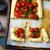 sült · gyógynövények · koktélparadicsom · étel · hal · zöldségek - stock fotó © zoryanchik