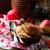 утки · мяса · капуста · пластина · еды - Сток-фото © zoryanchik