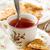 oatmeal shortbreadstyle rustic stock photo © zoryanchik