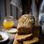 tarwe · zemelen · kommen · tabel · voedsel · hout - stockfoto © zoryanchik