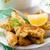 魚 · チップ · 食品 · 木材 · 新聞 · 背景 - ストックフォト © zoryanchik