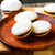 alfajores cookiesstyle rustic stock photo © zoryanchik
