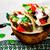 grecki · sos · tradycyjny · kanapkę · mięsa · pomidorów - zdjęcia stock © zoryanchik