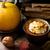 pumpkin dessert in a mug stock photo © zoryanchik