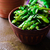 ensalada · ejotes · cerámica · tazón · estilo · rústico - foto stock © zoryanchik