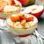 hindistan · cevizi · sütlaç · elma · meyve · süt · kahvaltı - stok fotoğraf © zoryanchik