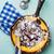 savoureux · crêpes · dessert · banane · icecream - photo stock © zoryanchik