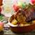 свинина · стойку · яблоки · продовольствие · фон - Сток-фото © zoryanchik
