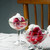 morango · gelo · chantilly · comida · fruto · verão - foto stock © zoryanchik