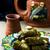 dolma from grape leaves stock photo © zoryanchik