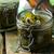augurken · glas · jar · stijl · rustiek · selectieve · aandacht - stockfoto © zoryanchik