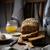 tarwe · zemelen · keramische · kom - stockfoto © zoryanchik