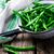 verde · fagioli · piselli · bean · tavola · capelli - foto d'archivio © zoryanchik