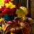 calabaza · crema · queso · frutas · fondo · desayuno - foto stock © zoryanchik