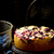 homemade plum cake stock photo © zoryanchik