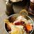 étel · konyha · étterem · tyúk · vacsora · főzés - stock fotó © zoryanchik