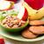 gezouten · karamel · kwarktaart · appel · vers - stockfoto © zoryanchik