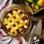 新鮮な · リンゴ · ケーキ · クリーム · チーズ · デザート - ストックフォト © zoryanchik